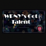 The WPNY's Got Talent show certificate template