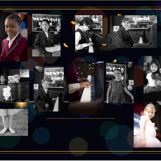 Images of the participants of the WPNY's Got Talent Show 2021